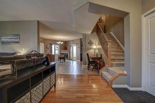 Photo 3: 11 8403 164 Avenue in Edmonton: Zone 28 Townhouse for sale : MLS®# E4171252