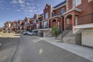 Photo 30: 11 8403 164 Avenue in Edmonton: Zone 28 Townhouse for sale : MLS®# E4171252