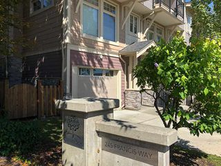 """Photo 1: 1 245 FRANCIS Way in New Westminster: Fraserview NW Townhouse for sale in """"Glenbrook At Victoria Hill"""" : MLS®# R2401158"""