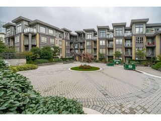"Photo 1: 209 225 FRANCIS Way in New Westminster: Fraserview NW Condo for sale in ""WHITTAKER"" : MLS®# R2407616"