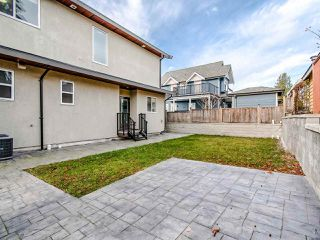 """Photo 20: 313 ELEVENTH Street in New Westminster: Uptown NW House for sale in """"Brow of the Hill"""" : MLS®# R2422557"""