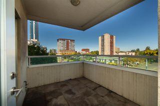 Photo 28: 406 10055 118 Street in Edmonton: Zone 12 Condo for sale : MLS®# E4181508
