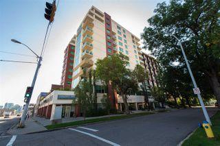 Photo 3: 406 10055 118 Street in Edmonton: Zone 12 Condo for sale : MLS®# E4181508