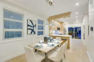 Photo 2: 2639 DUKE Street in Vancouver: Collingwood VE Townhouse for sale (Vancouver East)  : MLS®# R2428659