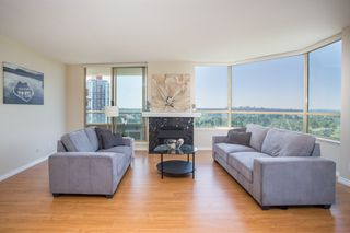 "Photo 1: 1404 738 FARROW Street in Coquitlam: Coquitlam West Condo for sale in ""THE VICTORIA"" : MLS®# R2478264"
