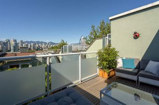 "Photo 36: 1001 W 8TH Avenue in Vancouver: Fairview VW Townhouse for sale in ""OAK PLACE"" (Vancouver West)  : MLS®# R2479975"