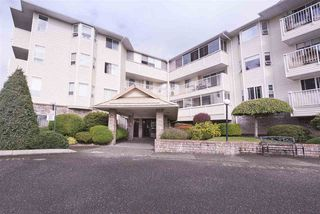 "Photo 1: 108 8725 ELM Drive in Chilliwack: Chilliwack E Young-Yale Condo for sale in ""ELMWOOD TERRACE"" : MLS®# R2490695"