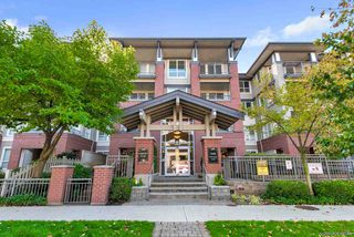 "Photo 1: 119 9200 FERNDALE Road in Richmond: McLennan North Condo for sale in ""KENSINGTON COURT"" : MLS®# R2507259"