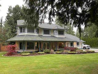 """Photo 1: 8021 WADE Terrace in Mission: Mission BC House for sale in """"GOLF COURSE/SPORTS PARK"""" : MLS®# R2517109"""