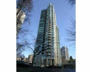 "Photo 1: 2302 1005 BEACH AV in Vancouver: West End VW Condo for sale in ""ALVAR"" (Vancouver West)  : MLS®# V580145"