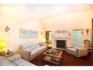 Photo 3: 3690 BORHAM in Vancouver: Champlain Heights Townhouse for sale (Vancouver East)  : MLS®# V940158