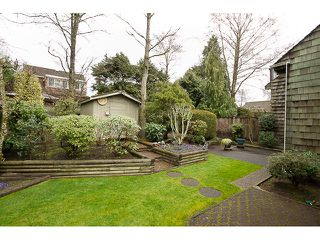 Photo 9: 3690 BORHAM in Vancouver: Champlain Heights Townhouse for sale (Vancouver East)  : MLS®# V940158