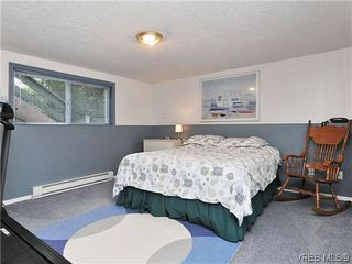Photo 13: 2041 Allenby St in VICTORIA: OB Henderson Single Family Detached for sale (Oak Bay)  : MLS®# 615714