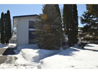 Photo 1: 134 Wordsworth Way in WINNIPEG: Westwood / Crestview Residential for sale (West Winnipeg)  : MLS®# 1305195