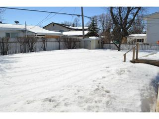 Photo 19: 134 Wordsworth Way in WINNIPEG: Westwood / Crestview Residential for sale (West Winnipeg)  : MLS®# 1305195