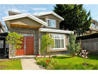 Photo 1: 4355 HURST Street in Burnaby: Metrotown House 1/2 Duplex for sale (Burnaby South)  : MLS®# V1003439