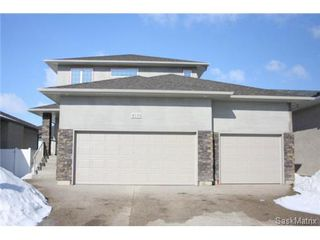 Photo 1: 4130 GOLDFINCH Way in Regina: The Creeks Single Family Dwelling for sale (Regina Area 04)  : MLS®# 460104
