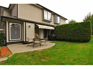 """Photo 19: # 6 9559 208TH ST in Langley: Walnut Grove Townhouse for sale in """"Derby Creek"""" : MLS®# F1320113"""