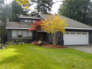 Main Photo: 1650 133A in South Surrey: House for sale (South Surrey White Rock)  : MLS®# F1324455