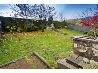 Photo 19: # 103 1685 PINETREE WY in Coquitlam: Westwood Plateau Townhouse for sale : MLS®# V1036037