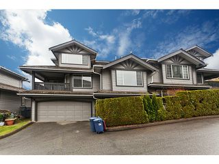 Photo 20: # 103 1685 PINETREE WY in Coquitlam: Westwood Plateau Townhouse for sale : MLS®# V1036037