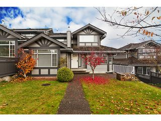 Photo 1: # 103 1685 PINETREE WY in Coquitlam: Westwood Plateau Townhouse for sale : MLS®# V1036037