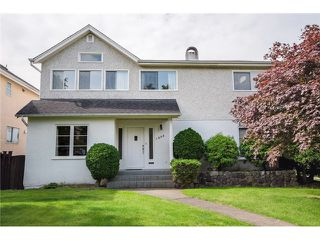 Photo 1: 1892 W 60TH Avenue in Vancouver: S.W. Marine House for sale (Vancouver West)  : MLS®# V1074058