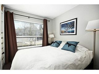 "Photo 8: 3171 W 4TH Avenue in Vancouver: Kitsilano Townhouse for sale in ""Bridgewater"" (Vancouver West)  : MLS®# V1076310"