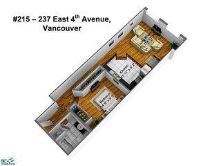 Photo 20: # 215 237 E 4TH AV in Vancouver: Mount Pleasant VE Condo for sale (Vancouver East)  : MLS®# V1120102