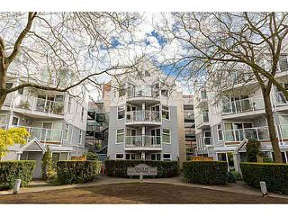 Photo 2: 115 2020 W 8th Ave in Vancouver: Kitsilano Condo for sale (Vancouver West)  : MLS®# V1132585