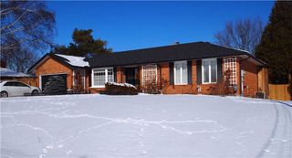 Main Photo: 470 Riverdale Road in Beaverton: Brock Freehold for sale (Durham)  : MLS®# N3696231