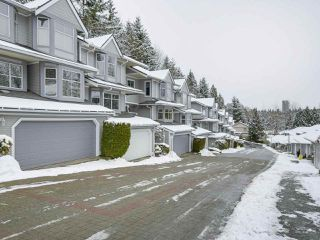 Main Photo: 9273 GOLDHURST TERRACE in Burnaby: Forest Hills BN Townhouse for sale (Burnaby North)  : MLS®# R2339806