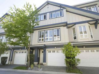 Photo 1: 6 160 PEMBINA STREET in New Westminster: Queensborough Townhouse for sale : MLS®# R2369111