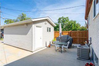 Photo 19: 860 Ingersoll Street in Winnipeg: Sargent Park Residential for sale (5C)  : MLS®# 1920013