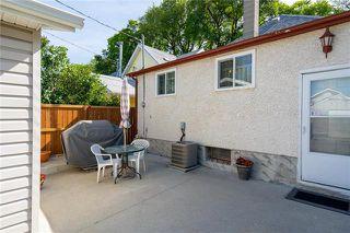 Photo 20: 860 Ingersoll Street in Winnipeg: Sargent Park Residential for sale (5C)  : MLS®# 1920013