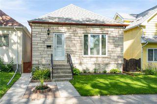 Photo 1: 860 Ingersoll Street in Winnipeg: Sargent Park Residential for sale (5C)  : MLS®# 1920013