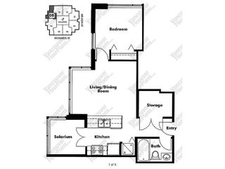 """Photo 15: 1008 1001 RICHARDS Street in Vancouver: Downtown VW Condo for sale in """"THE MIRO"""" (Vancouver West)  : MLS®# R2394358"""