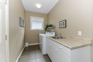 Photo 25: 22 CHATEAU Close: Beaumont House Half Duplex for sale : MLS®# E4170939