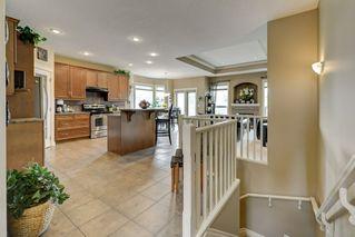 Photo 3: 22 CHATEAU Close: Beaumont House Half Duplex for sale : MLS®# E4170939