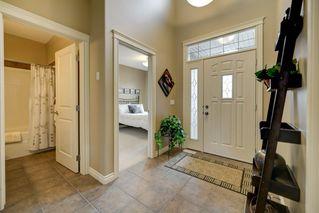 Photo 2: 22 CHATEAU Close: Beaumont House Half Duplex for sale : MLS®# E4170939