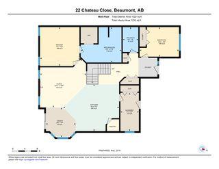 Photo 30: 22 CHATEAU Close: Beaumont House Half Duplex for sale : MLS®# E4170939