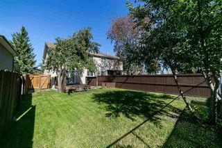 Photo 28: 11425 165 Avenue in Edmonton: Zone 27 House Half Duplex for sale : MLS®# E4172266