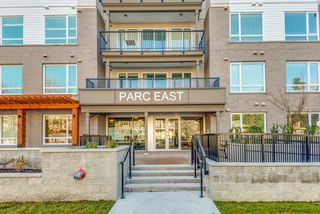 "Photo 2: 111 2382 ATKINS Avenue in Port Coquitlam: Central Pt Coquitlam Condo for sale in ""Parc East"" : MLS®# R2418214"