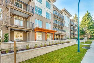 "Photo 1: 111 2382 ATKINS Avenue in Port Coquitlam: Central Pt Coquitlam Condo for sale in ""Parc East"" : MLS®# R2418214"