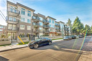 "Photo 3: 111 2382 ATKINS Avenue in Port Coquitlam: Central Pt Coquitlam Condo for sale in ""Parc East"" : MLS®# R2418214"
