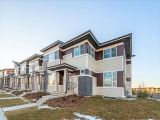 Photo 1: 166 SKYVIEW Circle NE in Calgary: Skyview Ranch Row/Townhouse for sale : MLS®# C4277691