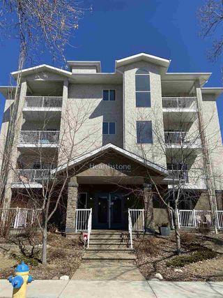 Photo 1: 203 10524 77 Avenue in Edmonton: Zone 15 Condo for sale : MLS®# E4194909
