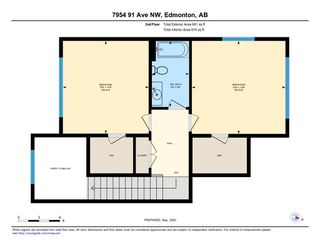 Photo 49: 7954 91 Avenue in Edmonton: Zone 18 House for sale : MLS®# E4197909