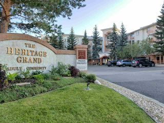 Photo 1: 306 10915 21 Avenue in Edmonton: Zone 16 Condo for sale : MLS®# E4201036