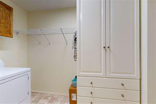 Photo 22: 306 10915 21 Avenue in Edmonton: Zone 16 Condo for sale : MLS®# E4201036
